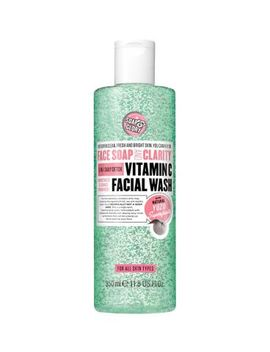 Soap & Glory™ Face Soap & Clarity™ 3 In 1 Daily Vitamin C Facial Wash 350ml by Soap & Glory