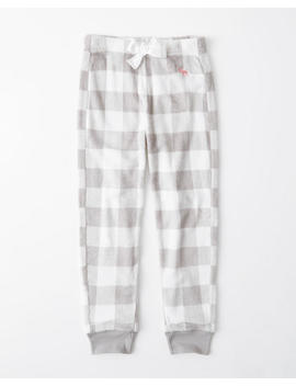 Icon Fleece Sleep Joggers by Abercrombie & Fitch