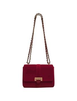 Velvet Crossbody Bag by Aspinal Of London