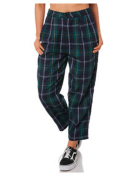 Marion Check Pant by Stussy