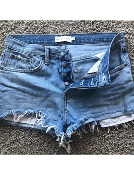 Sincerely Jules Cut Off Shorts by Sincerly Jules