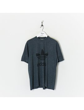 Adidas T Shirt Dark Grey Xl by Adidas