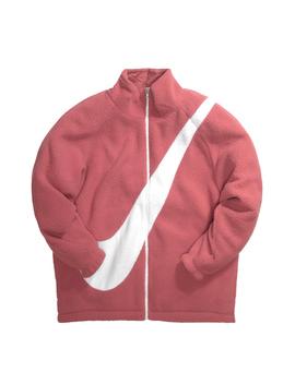 Swoosh Reversible Sherpa Jacket by Nike