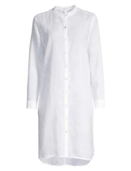 Organic Linen Tunic by Eileen Fisher