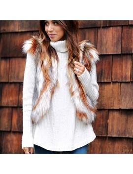 H&M Speckled Knit Turtleneck by H&M