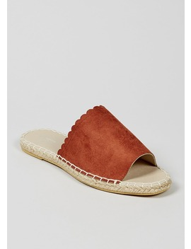 Espadrille Mules by Matalan