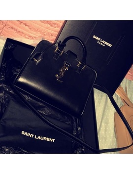 Ysl Baby Cabas Bag by Yves Saint Laurent