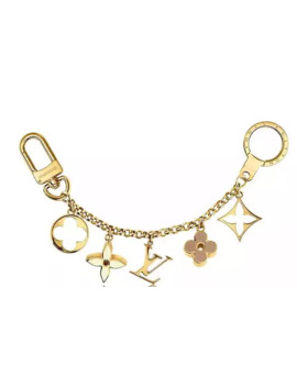 Fleur De Monogram Bag Charm Chain 2018 Key Holders Charms Tapage Bag Charm Key Belts Jewelry by D Hgate.Com