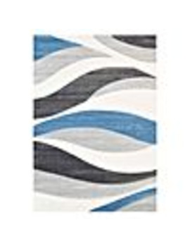 Coltar Modern Rug by The Rug Collective