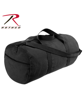 Rothco Canvas Shoulder Duffle Bag   24 Inch by Rothco
