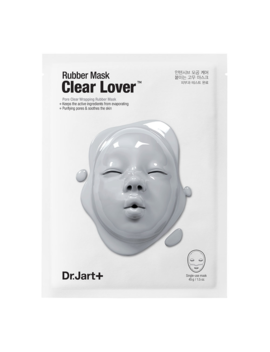 Rubber Mask Clear Lover by Dr.Jart+