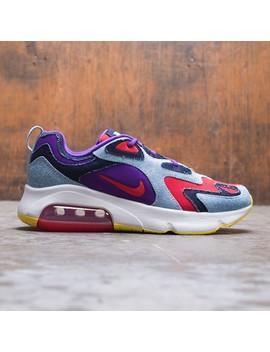 Nike Men Air Max 200 Sp (University Red / Voltage Purple) by Bait