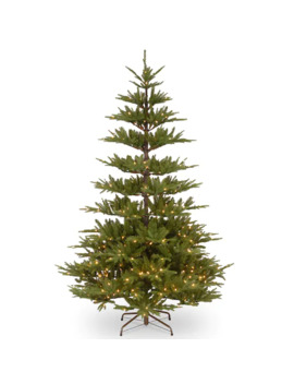 National Tree Company 7.5 Ft. Glenwood Fir Pre Lit Artificial Christmas Tree by National Tree Company