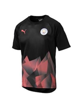 Manchester City Fc Men's International Stadium Jersey by Puma