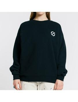Ronning Sweatshirt   Black, Size Small, Unisex, by Depop