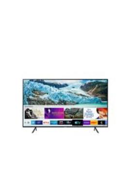 Ue43 Ru7100 (2019) 43 Inch, Ultra Hd 4 K Certified, Hdr, Smart Tv by Samsung