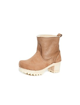 Pull On Shearling Boots by No.6