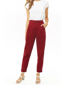 High Waist Pantalon by Forever 21