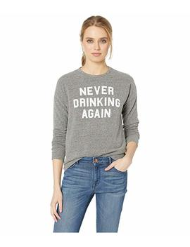 Never Drinking Again Super Soft Haaci Pullover by The Original Retro Brand