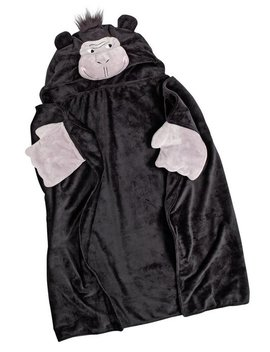 Adventure Is Out There Gorilla Snuggle Blanket917/9169 by Argos