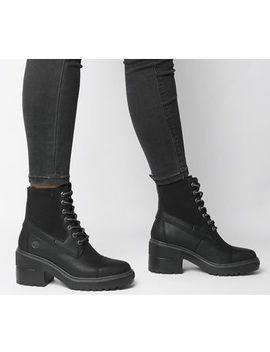Silver Blossom Mid Booties by Timberland