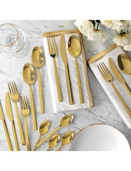 Ciara 16 Piece Cutlery Set, Service For 4 by Mikasa