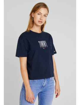 Embroidery Graphic Tee   T Shirt Print by Tommy Jeans