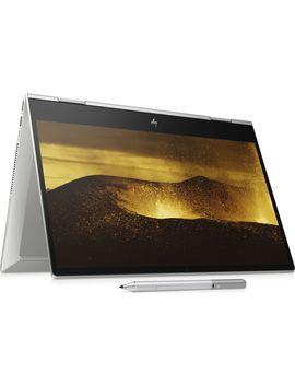 "Envy X360 15.6"" Intel® Core™ I7 2 In 1   512 Gb Ssd, Silver by Currys"