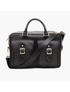 Continental Briefcase   by Thursday Boots