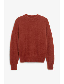 Fluffy Top by Monki