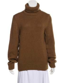Merino Wool Turtleneck Sweater by Louis Vuitton