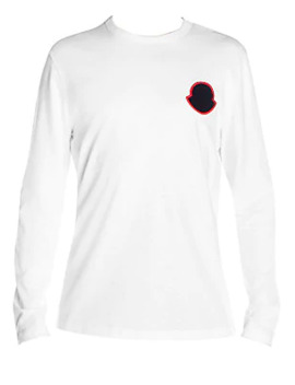 Maglia Long Sleeve Tee by Moncler