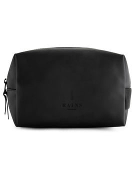 Rains Small Wash Bag   Black by Rains