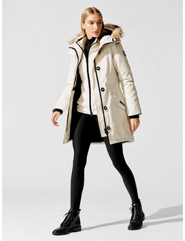 Rossclair Parka by Canada Goose