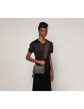 The Tartan Webbing Strap by Marc Jacobs