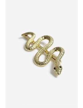 **Snake Slide Clips by Topshop