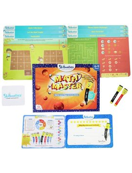 Skillmatics Math Master Learning Set864/4877 by Argos