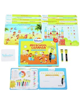 Skillmatics Pre School Champion Learning Set864/6112 by Argos