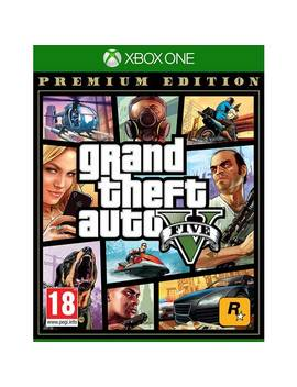 Grand Theft Auto V Premium Edition Xbox One Game310/3863 by Argos