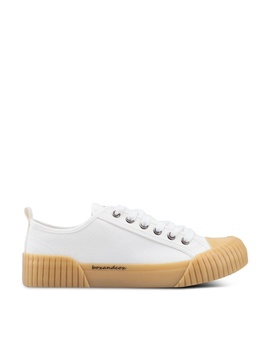 Humming Gum Sole Sneakers by Boxand Cox