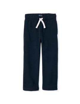 Boys Uniform Active Fleece Pants by Children's Place