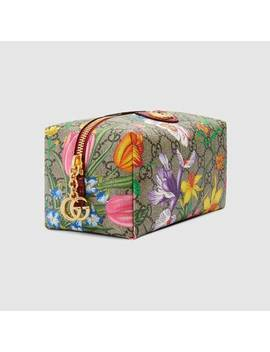 Ophidia Gg Flora Cosmetic Case by Gucci