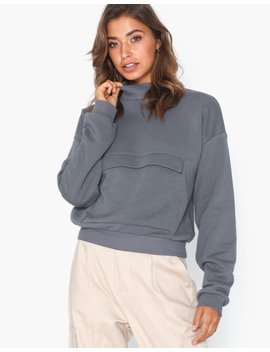 Front Pocket Sweat by Nly Trend