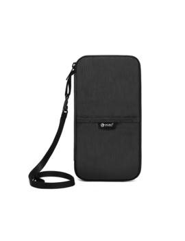 Poso Travel Wallet Rfid Blocking Portable Passport Holder by Poso