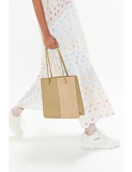 Two Toned Lady Tote Bag by Urban Outfitters