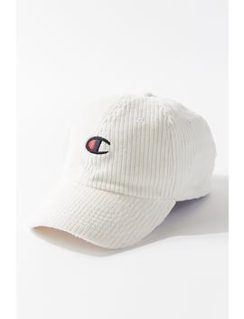 Champion Corduroy Baseball Hat by Champion