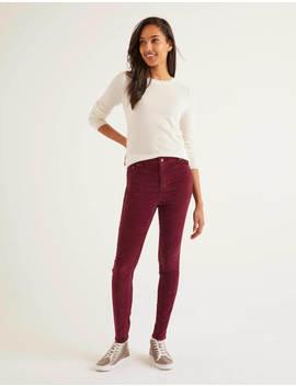 Velvet Super Skinny Jeans by Boden