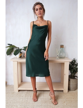 Claws Out Dress   Forest Green by Stelly