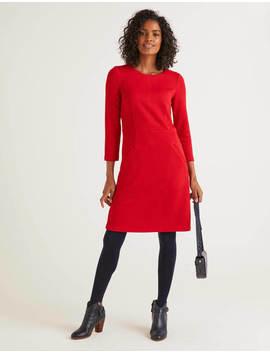 Agnes Jacquard Dress by Boden