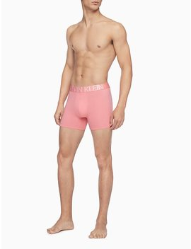 Statement 1981 Cotton Stretch Boxer Brief by Calvin Klein